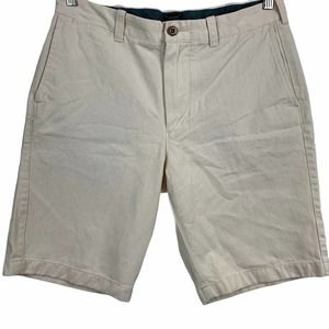 J. Crew Stanton Shorts Mens 32x10.5 100% Cotton